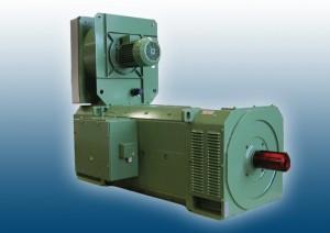 Silnik prądu stałego DC z oferty CES